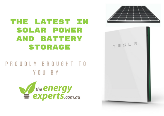 The Latest in Solar Power and Battery Storage