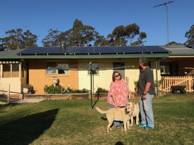 Quinn Family Solar & Battery System - TheEnergyExperts.com.au