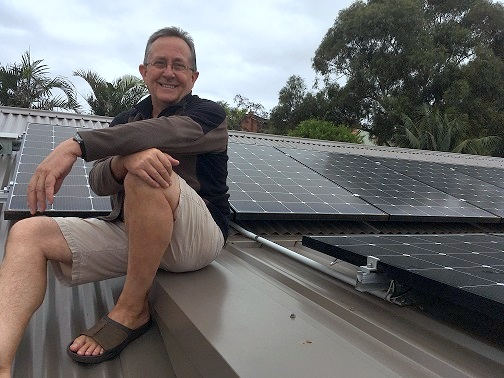 Peter Kennedy Solar Panels theenergyexperts.com.au
