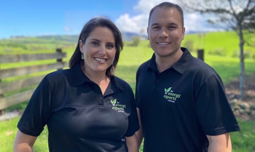 Caro & Wes, Directors, The Energy Experts - Illawarra area