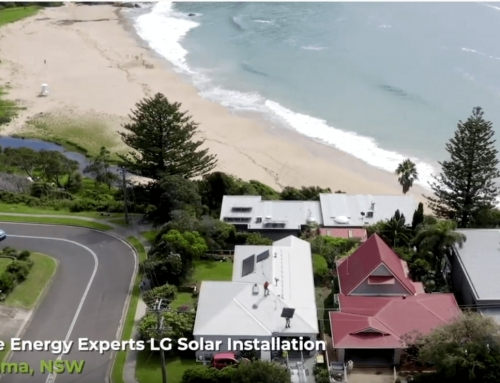 Solar Panel Installation – Kiama Area