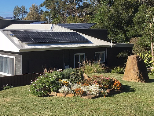 Solar Panel Installation - Thirroul